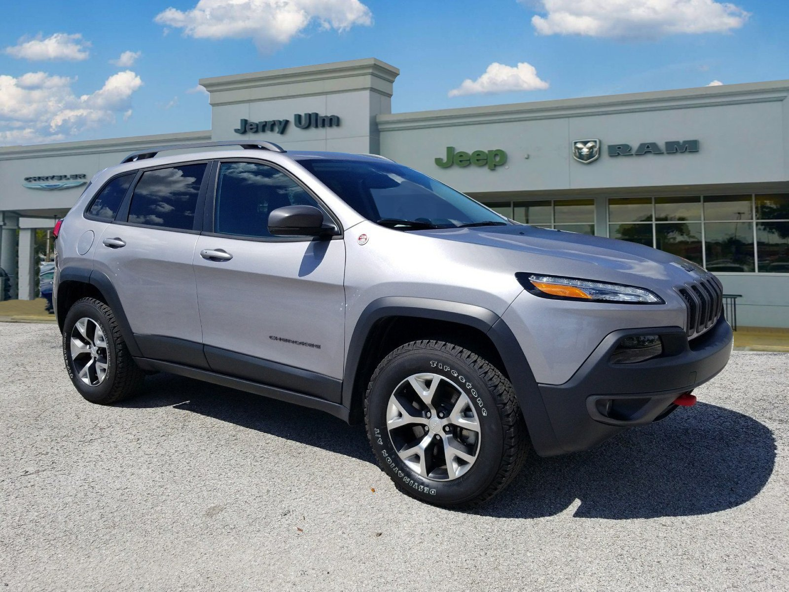 Certified Pre Owned 2018 Jeep Cherokee Trailhawk
