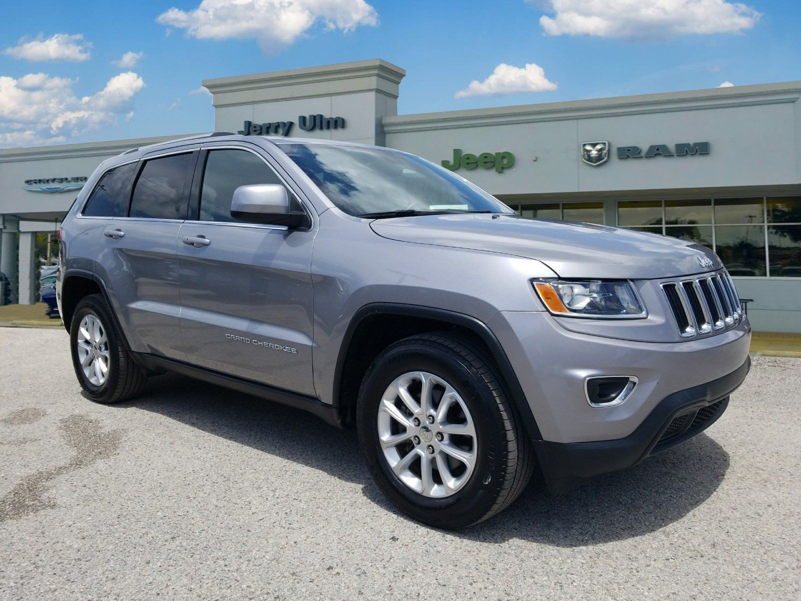 Certified Pre Owned 2015 Jeep Grand Cherokee Laredo 4D Sport Utility